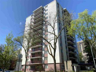 Photo 1: 1302 11007 83 Avenue in Edmonton: Zone 15 Condo for sale : MLS®# E4187723