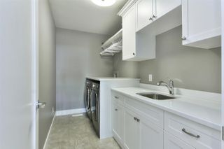 Photo 23: 3514 WEST Place in Edmonton: Zone 56 House for sale : MLS®# E4188212