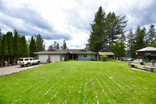 Photo 1: 1620 168 MILE Road in Williams Lake: Williams Lake - Rural North House for sale (Williams Lake (Zone 27))  : MLS®# R2464871