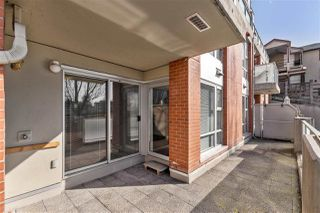 """Photo 18: 112 3811 HASTINGS Street in Burnaby: Vancouver Heights Condo for sale in """"MONDEO"""" (Burnaby North)  : MLS®# R2479103"""