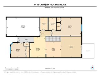 Photo 31: 11 16 Champion Road: Carstairs Row/Townhouse for sale : MLS®# A1031112