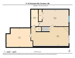 Photo 32: 11 16 Champion Road: Carstairs Row/Townhouse for sale : MLS®# A1031112