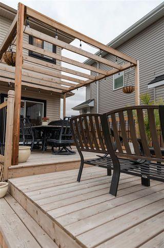 Photo 38: 1320 158 Street SW in Edmonton: Zone 56 House for sale : MLS®# E4214460