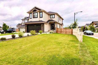 Photo 1: 1320 158 Street SW in Edmonton: Zone 56 House for sale : MLS®# E4214460
