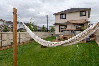 Photo 40: 1320 158 Street SW in Edmonton: Zone 56 House for sale : MLS®# E4214460