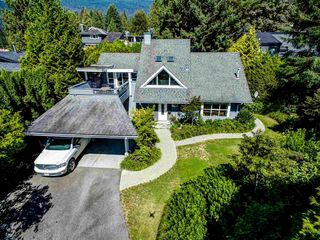 """Main Photo: 4680 WICKENDEN Road in North Vancouver: Deep Cove House for sale in """"Deep Cove"""" : MLS®# R2501522"""