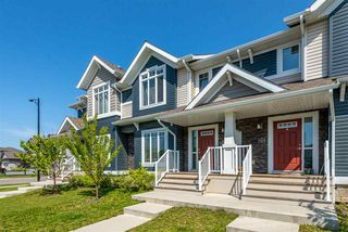 Main Photo: 707 177 Street in Edmonton: Zone 56 Attached Home for sale : MLS®# E4213379