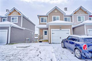 Main Photo: 413 355 Nolancrest Heights NW in Calgary: Nolan Hill Row/Townhouse for sale : MLS®# A1052263