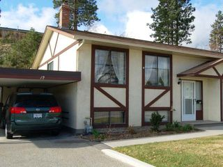 Photo 1: 10907 JUBILEE ROAD W in Summerland: Residential Attached for sale : MLS®# 108593