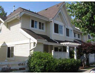 "Main Photo: 22 23560 119TH Avenue in Maple_Ridge: Cottonwood MR Townhouse for sale in ""HOLLYHOCK"" (Maple Ridge)  : MLS®# V659635"