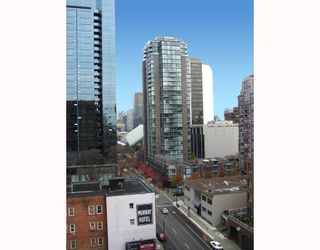 "Photo 10: 813 1177 HORNBY Street in Vancouver: Downtown VW Condo for sale in ""LONDON PLACE"" (Vancouver West)  : MLS®# V677284"