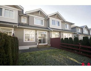 "Photo 10: 50 16760 61ST Avenue in Surrey: Cloverdale BC Townhouse for sale in ""HARVEST LANDING"" (Cloverdale)  : MLS®# F2801987"