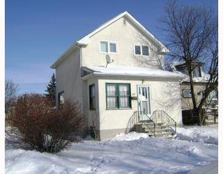 Photo 1: 351 CHALMERS Avenue in WINNIPEG: East Kildonan Residential for sale (North East Winnipeg)  : MLS®# 2801825