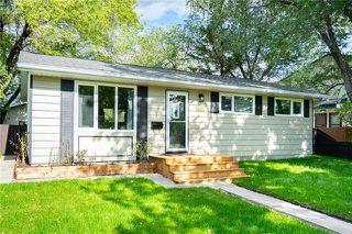 Photo 1: 134 Houde Drive in Winnipeg: Grandmont Park Residential for sale (1Q)  : MLS®# 1927393