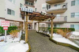 Main Photo: 107 33480 GEORGE FERGUSON Way in Abbotsford: Central Abbotsford Condo for sale : MLS®# R2429843