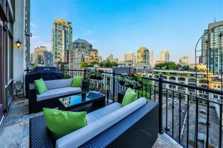 "Photo 15: 901 1280 RICHARDS Street in Vancouver: Yaletown Condo for sale in ""GRACE RESIDENCES"" (Vancouver West)  : MLS®# R2440136"