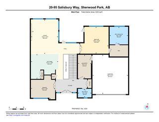 Photo 42: 20 95 SALISBURY Way: Sherwood Park House Half Duplex for sale : MLS®# E4193548