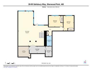 Photo 43: 20 95 SALISBURY Way: Sherwood Park House Half Duplex for sale : MLS®# E4193548