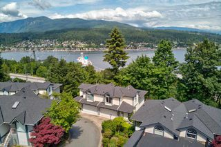 "Photo 22: 16 1560 PRINCE Street in Port Moody: College Park PM Townhouse for sale in ""SEASIDE RIDGE"" : MLS®# R2464236"