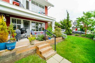 "Photo 34: 38 6785 193 Street in Surrey: Clayton Townhouse for sale in ""Madrona"" (Cloverdale)  : MLS®# R2469183"