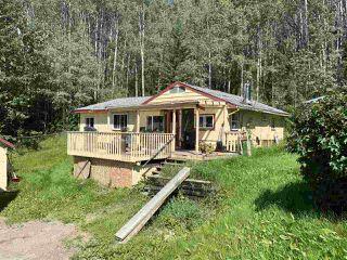 Photo 1: 2100 NASH Road in Burns Lake: Burns Lake - Rural West House for sale (Burns Lake (Zone 55))  : MLS®# R2481912