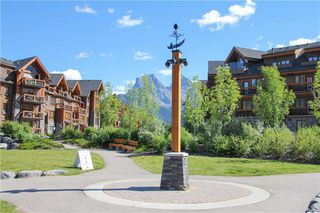 Photo 35: 407 707 Spring Creek Drive: Canmore Apartment for sale : MLS®# A1027797