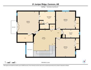 Photo 36: 21 Juniper Ridge: Canmore Semi Detached for sale : MLS®# A1041569