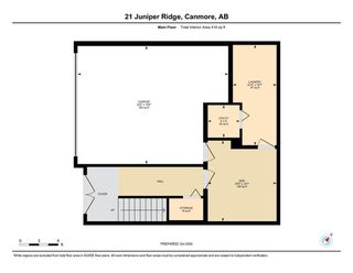 Photo 35: 21 Juniper Ridge: Canmore Semi Detached for sale : MLS®# A1041569
