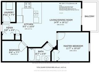 Photo 32: 302 10611 117 Street in Edmonton: Zone 08 Condo for sale : MLS®# E4220121
