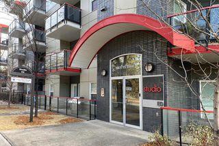 Photo 2: 302 10611 117 Street in Edmonton: Zone 08 Condo for sale : MLS®# E4220121