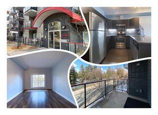 Photo 1: 302 10611 117 Street in Edmonton: Zone 08 Condo for sale : MLS®# E4220121