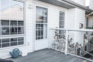 Photo 33: 2 40 Cranford Way: Sherwood Park Townhouse for sale : MLS®# E4222504