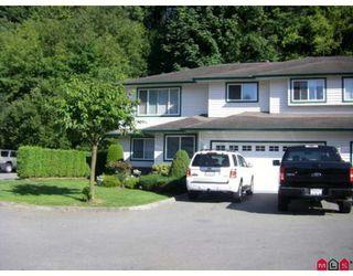 Photo 1: # 13 34250 HAZELWOOD AV in Abbotsford: Condo for sale : MLS®# F2919678