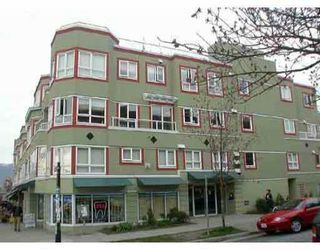 Photo 1: 208 1707 CHARLES ST in Vancouver: Grandview VE Condo for sale (Vancouver East)  : MLS®# V569593