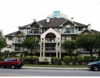 "Photo 1: 404 1148 WESTWOOD Street in Coquitlam: North Coquitlam Condo for sale in ""THE CLASSICS"" : MLS®# V659947"
