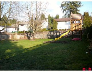 "Photo 2: 7796 FALCON Crescent in Mission: Mission BC House for sale in ""West Heights"" : MLS®# F2804037"