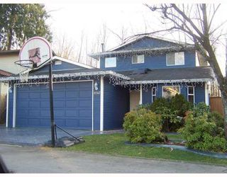 Main Photo: 1247 RIVER Drive in Coquitlam: River Springs House for sale : MLS®# V696056