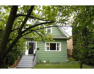 Photo 1: 3311 CHURCH Street in Vancouver: Collingwood VE House for sale (Vancouver East)  : MLS®# V713184