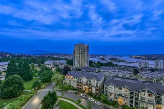 """Photo 15: 1402 280 ROSS Drive in New Westminster: Fraserview NW Condo for sale in """"The Carlyle"""" : MLS®# R2388770"""