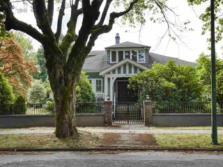 Photo 2: 1212 BALFOUR Avenue in Vancouver: Shaughnessy House for sale (Vancouver West)  : MLS®# R2400217