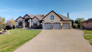 Main Photo: 215 ESTATE WAY Crescent: Rural Sturgeon County House for sale : MLS®# E4175251