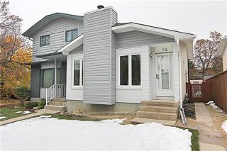 Photo 1: 16 John Forsyth Road in Winnipeg: River Park South Residential for sale (2F)  : MLS®# 1928673