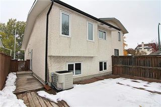 Photo 13: 16 John Forsyth Road in Winnipeg: River Park South Residential for sale (2F)  : MLS®# 1928673