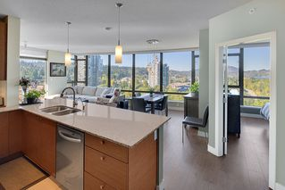"Photo 2: 1604 110 BREW Street in Port Moody: Port Moody Centre Condo for sale in ""ARIA 1 at SUTER BROOK"" : MLS®# R2414522"