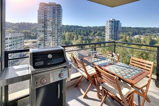 "Photo 8: 1604 110 BREW Street in Port Moody: Port Moody Centre Condo for sale in ""ARIA 1 at SUTER BROOK"" : MLS®# R2414522"