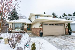 Photo 1: 27 WIMBLETON Crescent: St. Albert House for sale : MLS®# E4182489