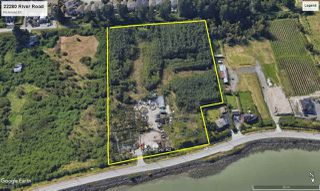 Main Photo: 22280 RIVER Road in Richmond: Hamilton RI Land for sale : MLS®# R2433721