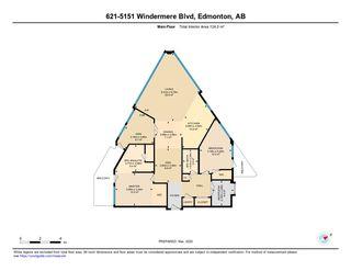 Photo 50: 621 5151 WINDERMERE Boulevard in Edmonton: Zone 56 Condo for sale : MLS®# E4192169