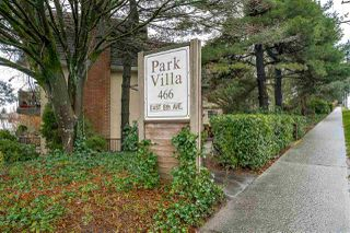 "Photo 1: 307 466 E EIGHTH Avenue in New Westminster: Sapperton Condo for sale in ""Park Villa"" : MLS®# R2448210"