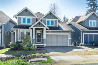 """Photo 1: 20908 71A Avenue in Langley: Willoughby Heights House for sale in """"Milner Heights"""" : MLS®# R2449205"""